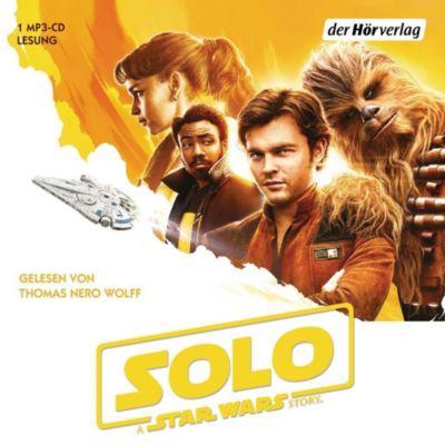 Solo: A Star Wars Story, 2 Audio-CDs - Joe Schreiber pdf epub