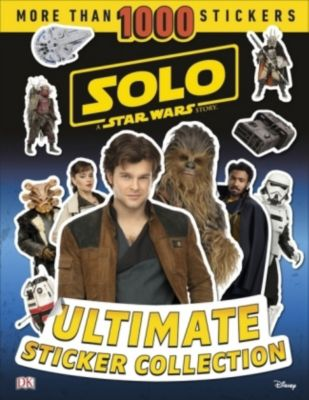 Solo A Star Wars Story - Ultimate Sticker Collection, Beth Davies