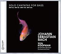 Solo Cantatas For Bass - Produktdetailbild 1