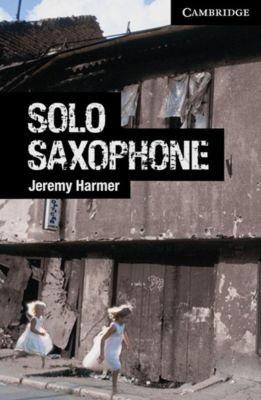 Solo Saxophone, Jeremy Harmer