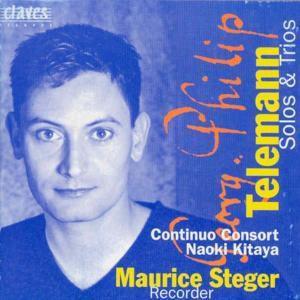 Solos Und Trios, Maurice Steger