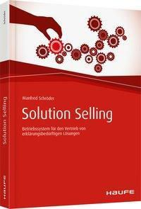 Solution Selling - Manfred Schröder pdf epub