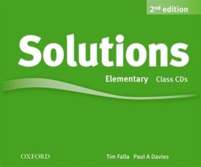 Solutions: Elementary: Class Audio CDs