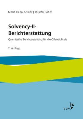 Solvency-II-Berichterstattung, Maria Heep-Altiner, Torsten Rohlfs