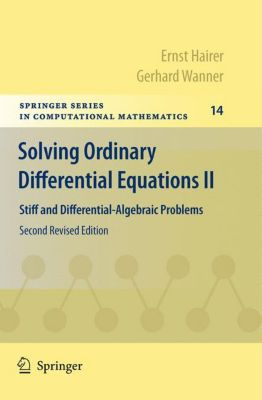 Solving Ordinary Differential Equations II, Ernst Hairer, Gerhard Wanner