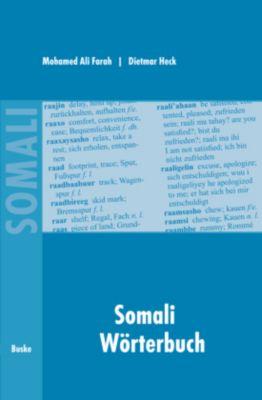 Somali Wörterbuch, Mohamed A. Farah, Dietmar Heck