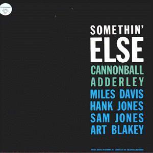 Somethin' Else (Vinyl), Cannonball Adderley