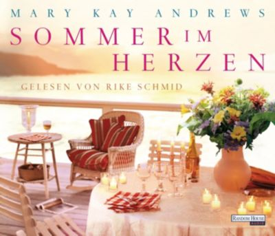 Sommer im Herzen, 6 Audio-CDs, Mary Kay Andrews