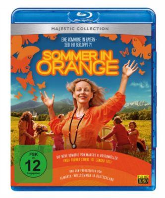 Sommer in Orange, Ursula Gruber