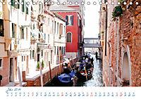 Sommer in Venedig (Tischkalender 2019 DIN A5 quer) - Produktdetailbild 7