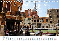 Sommer in Venedig (Tischkalender 2019 DIN A5 quer) - Produktdetailbild 6