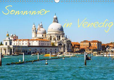 Sommer in Venedig (Wandkalender 2019 DIN A3 quer), Rafal Reklewski