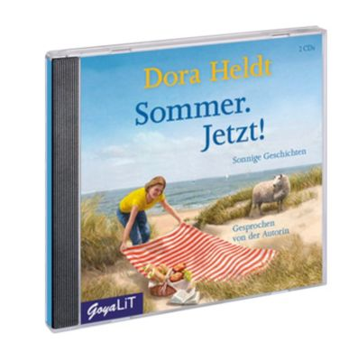 Sommer. Jetzt!, 3 Audio-CDs, Dora Heldt