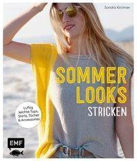 Sommer-Looks stricken - Sandra Kirchner  