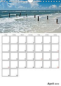 Sommer, Sonne, Freizeit / Terminplaner (Wandkalender 2019 DIN A4 hoch) - Produktdetailbild 4