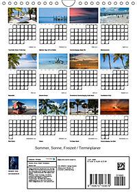 Sommer, Sonne, Freizeit / Terminplaner (Wandkalender 2019 DIN A4 hoch) - Produktdetailbild 13