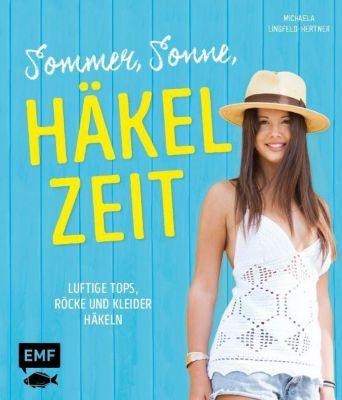 Sommer, Sonne, Häkelzeit, Michaela Lingfeld-Hertner