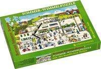 Sommer-Wimmel-Puzzle (Kinderpuzzle), Rotraut Susanne Berner