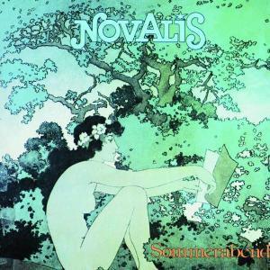 Sommerabend, Novalis