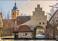 Sommerhausen am Main (Wandkalender 2019 DIN A2 quer) - Produktdetailbild 5
