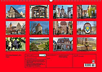 Sommerhausen am Main (Wandkalender 2019 DIN A2 quer) - Produktdetailbild 13