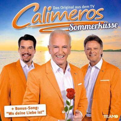 Sommerküsse (Exklusive Version inkl. Bonus-Song), Calimeros