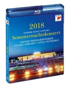 Sommernachtskonzert 2018, Valery Gergiev, Wiener Philharmoniker