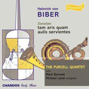 Sonatae Tam Aris Quam Aulis S., Mark Bennett, Laird, The Purcell Quartet