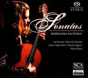 Sonatas, Magdalena Kaltcheva