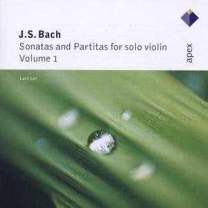 Sonatas For Solo Violin 1, Lara Lev