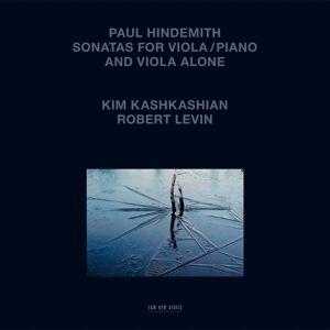 Sonatas For Viola Alone, Kim Kashkashian, Robert Levin