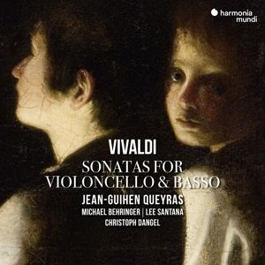 Sonatas For Violoncello & Basso, Jean-Guihen Queyras, M. Behringer, L. Santana