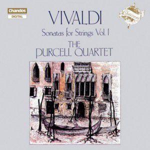 Sonatas Für Streicher Vol.1, The Purcell Quartet