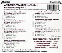 Sonatas Für Streicher Vol.1 - Produktdetailbild 1