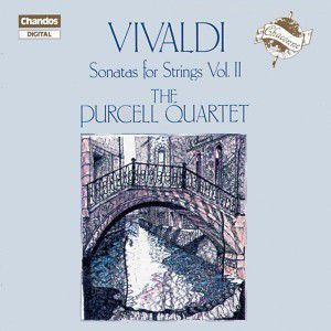 Sonatas Für Streicher Vol.2, The Purcell Quartet