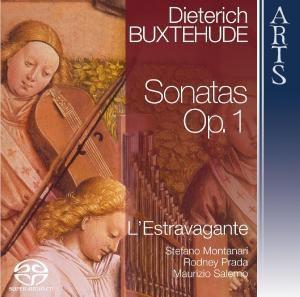Sonatas Op.1 / L Estravagante (SACD), L'estravagante