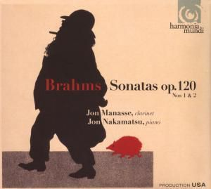 Sonatas Op.120 Clarinet & Piano, Johannes Brahms