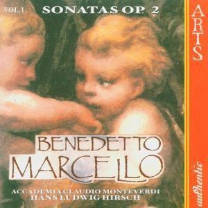 Sonatas Op. 2 Vol. 1, Accademia C.Monteverdi, Hirsch