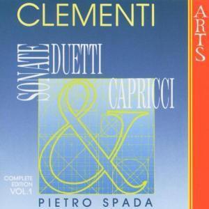Sonate, Duetti & Capricci 1, Pietro Spada