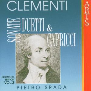 Sonate, Duetti & Capricci 3, Pietro Spada
