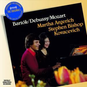 Sonate Für 2 Klaviere Und Schlagzeug/+, Béla Bartók, Claude Debussy, Wolfgang Amadeus Mozart