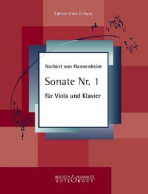 Sonate für Viola und Klavier - Norbert von Hannenheim pdf epub