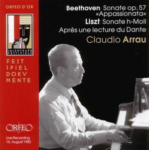 Sonate Op.57/Sonate H-Moll/+, Claudio Arrau