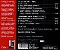 Sonate Op.57/Sonate H-Moll/+ - Produktdetailbild 1