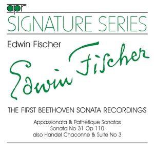 Sonaten, Edwin Fischer