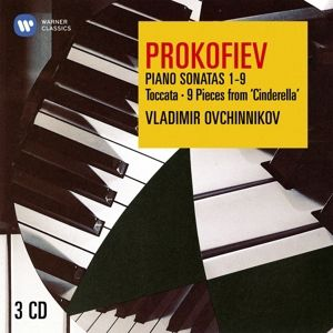 Sonaten 1-9/Toccata, Vladimir Ovchinnikov