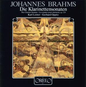 Sonaten F.Klarin.U.Klav.Op.120:1 F-Moll/2 Es-Dur, Karl Leister, Gerhard Oppitz