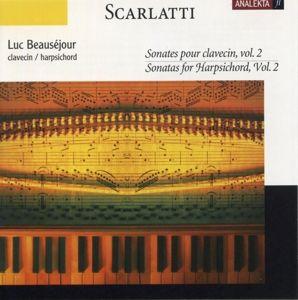 Sonaten Für Cembalo Vol.2, Luc Beauséjour