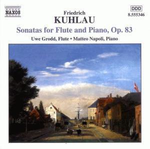 Sonaten für Flöte & Klavier, Uwe Grodd, Matteo Napoli