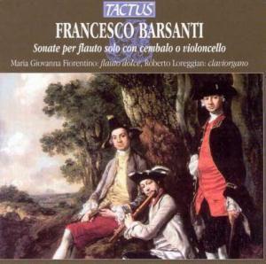 Sonaten Für Flöte Und Bc, I Fiori Musicali
